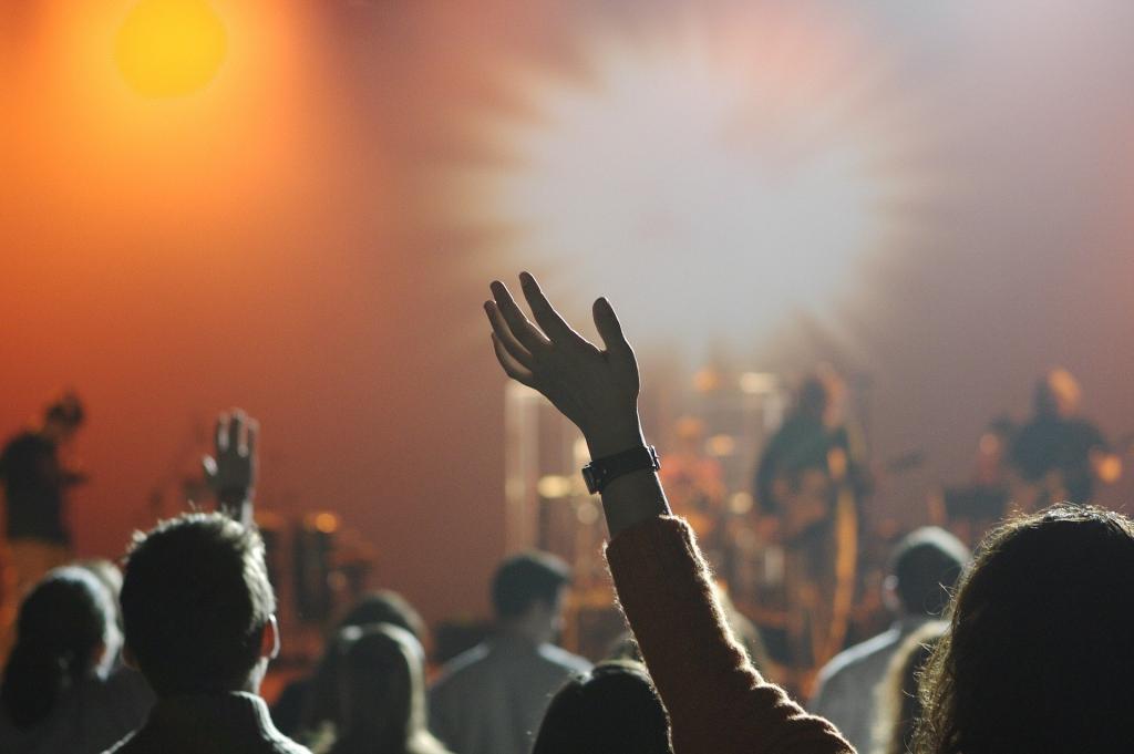 Indemnisation pour les festivals de musique et d'arts vivants