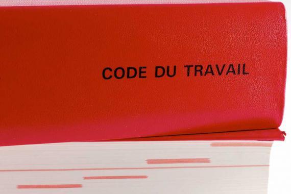 Exemplaire du code du travail