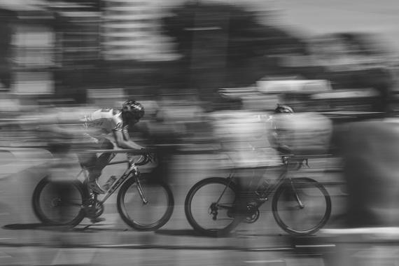 Sprint cycliste