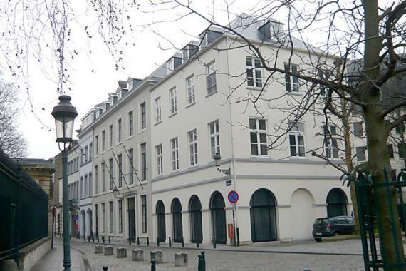 Siège de la Fondation Roi Baudoin (bâtiment)