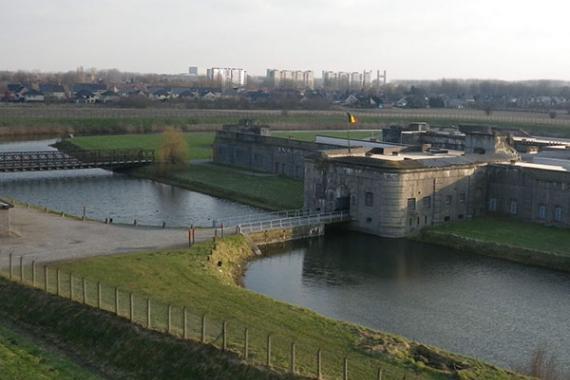 Le Fort de Breendonk à Willebroek