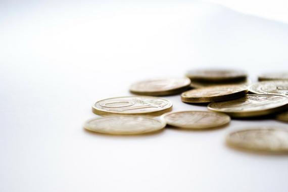 Pièces de monnaie (€)