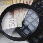 Calculatrice et argent