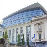 Bâtiment du Parlement bruxellois