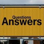 Question et réponse